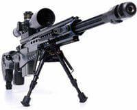 пневматическая снайперская винтовка высокого давления
