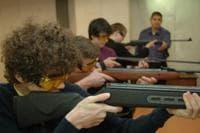 Как научиться стрелять из пневматической винтовки