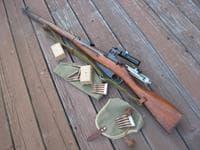 Характеристики винтовки Мосина