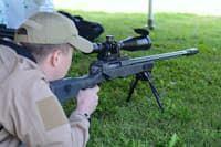 Как правильно стрелять из снайперской винтовки?