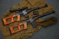 Характеристики винтовки Винторез