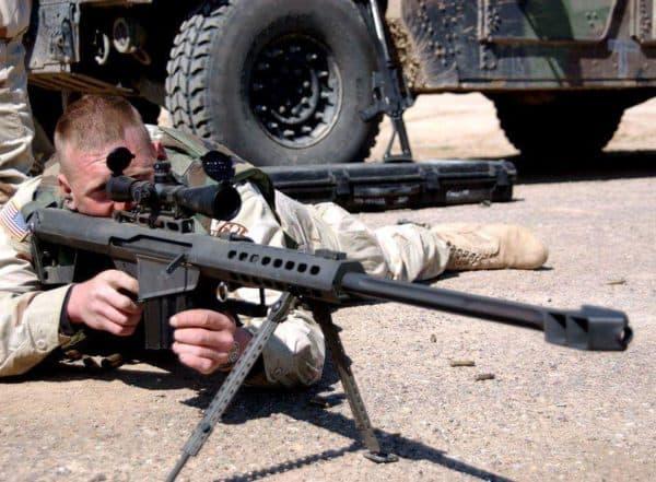Barrett Firearms – модель M82/M107