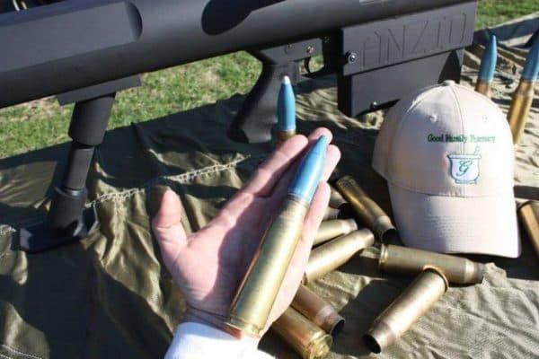 Модель боеприпаса для Anzio 20-50 Rifle