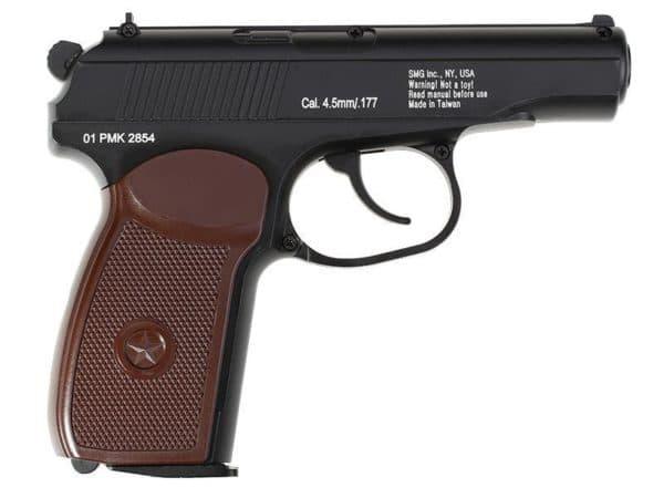 Пистолет Макарова (пневматический)