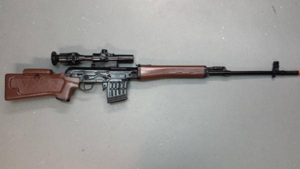 SVD Spring Rifle