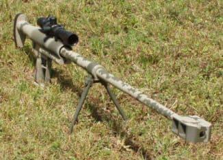 Снайперские винтовки anzio