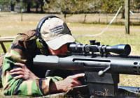 Самая большая дальность стрельбы снайперской винтовки