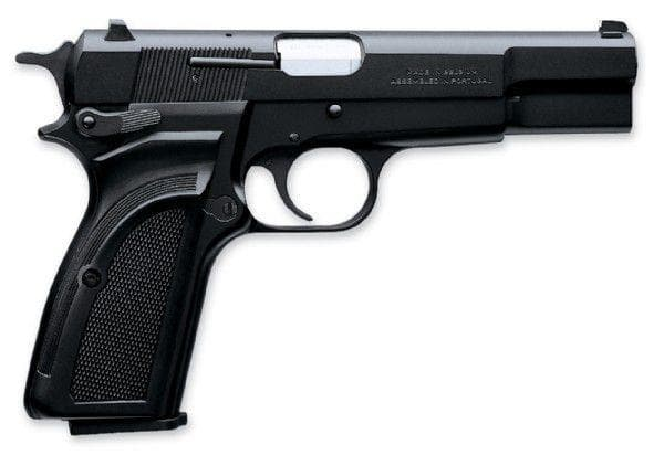 fn Browning Hi-power Mark III