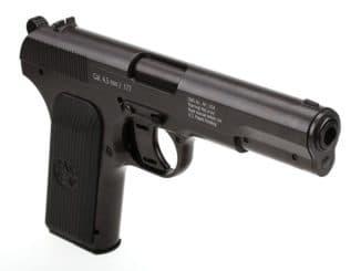Пистолет Глетчер