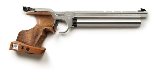 Пистолет для спортивной стрельбы
