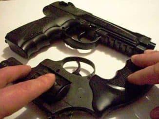 пневматика для самообороны
