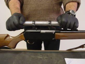 Ремонт пневматического оружия