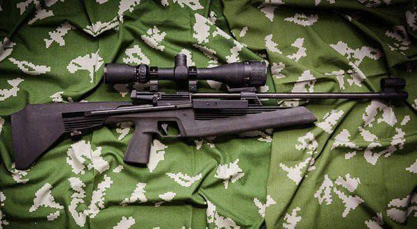 Подготовка к ремонту снайперской винтовки