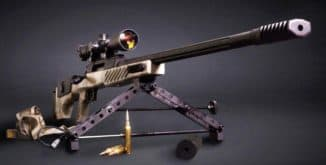 снайперская винтовка СВЛК-14С