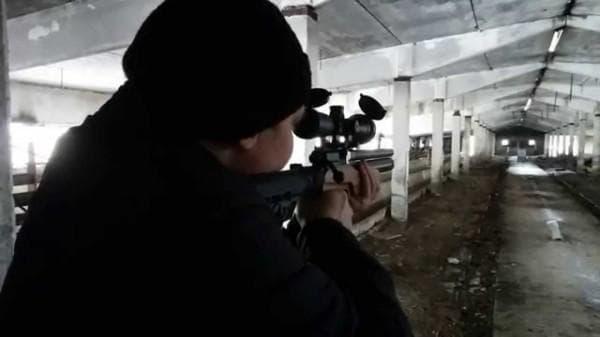 Стрельба из Атаман Ultra-C