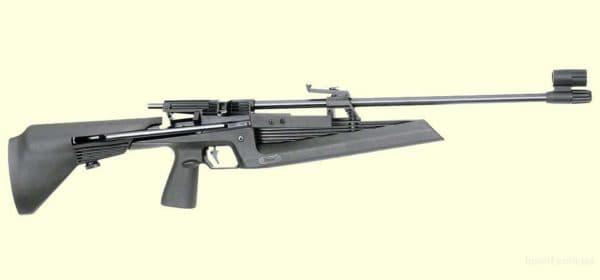 Модель винтовки ППП