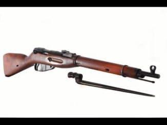 винтовка трехлинейка