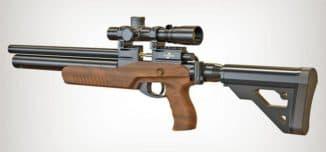 винтовка Атаман