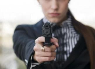Служебное оружие для самообороны