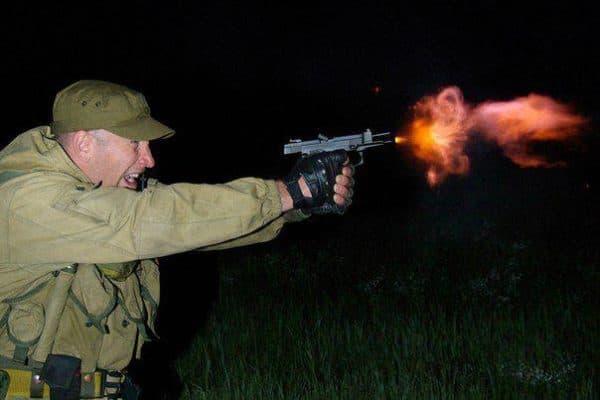 Стрельба из ПМм