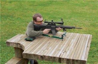 Пристрелка оптического прицела пошаговая инструкция