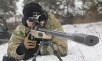 Видео снайперской винтовки СВЛК 14с