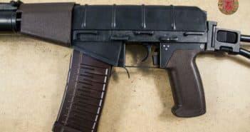 Бесшумная пневматическая винтовка ВАЛ