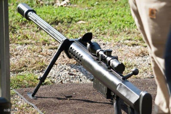 Anzio 20-50 Rifle