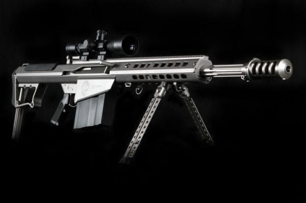 Barrett M107 A1