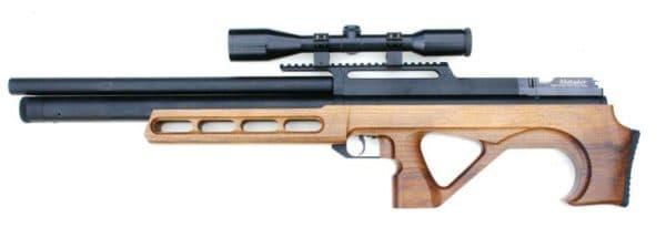 С какой пневматической винтовкой выходить на охоту