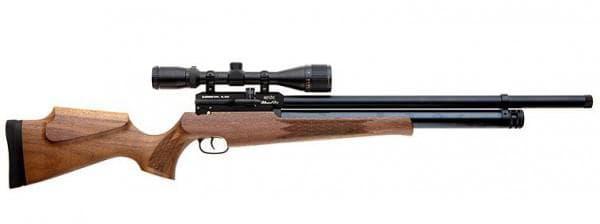 Пневматические винтовки для охоты без лицензии: рейтинг с ценами