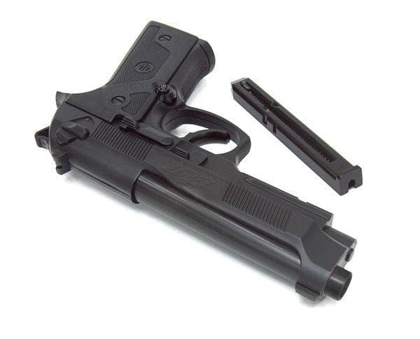 Гладкоствольный пистолет
