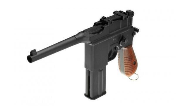 Gletcher M-712 (Маузер)