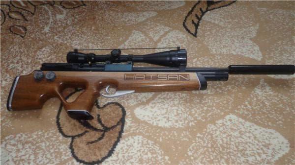 пневматическая винтовка Хатсан