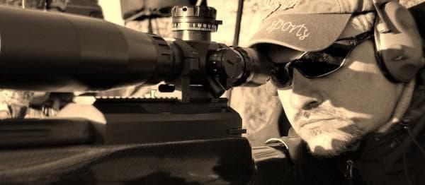 Использование винтовки