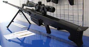 Крупнокалиберная снайперская винтовка Драгунова