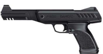 Однозарядный пневматический пистолет