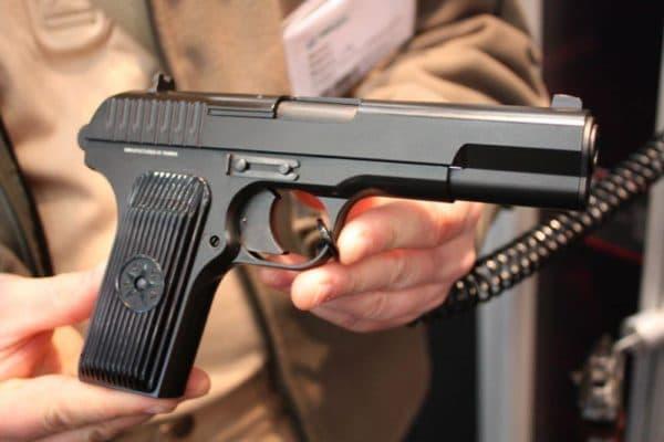 Пистолет Тульский Токарева
