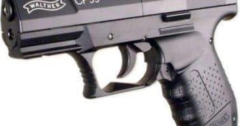 Пневматический пистолет Вальтер