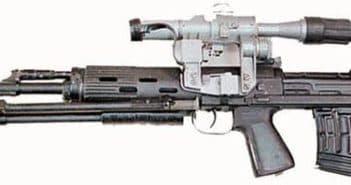Обзор популярных пневматических винтовок СВУ