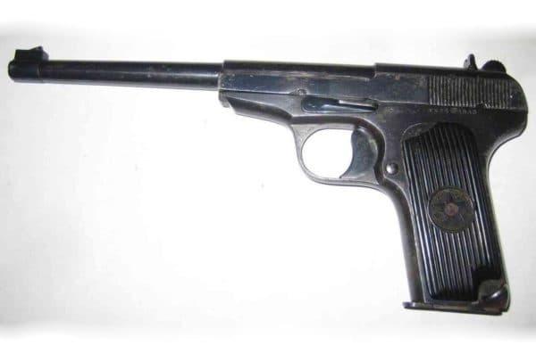 Спортивный пистолет СССР