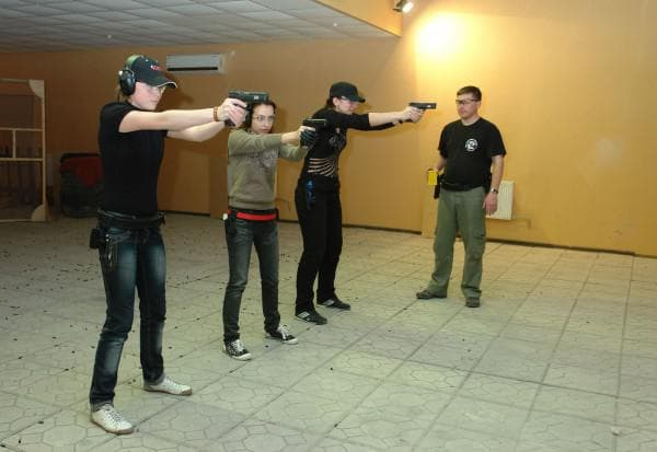 Советы инструктора по стрельбе