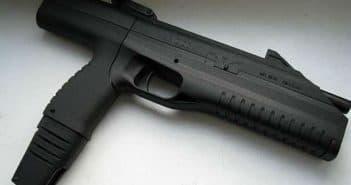 Пистолет Дрозд