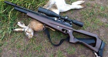 Пневматическая винтовка для охоты без лицензии