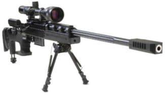 российская снайперская винтовка