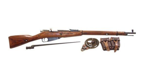 Трехлинейная винтовка 1891 года
