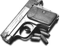 Дамский пистолет Браунинг