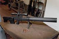 Снайперская винтовка вкс Выхлоп калибра 12.7 мм