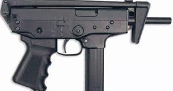 Пистолет-пулемет 91 «Кедр»